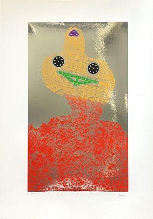 Гравюра Baj - Baj chez Picasso 7