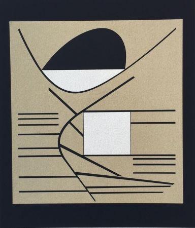 Сериграфия Vasarely - Balaton, From Ion Album
