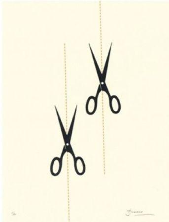Литография Brossa - Ballet