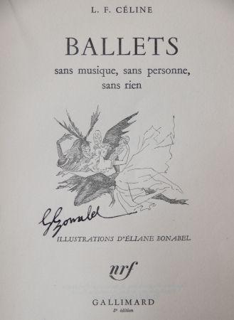 Иллюстрированная Книга Bonabel -