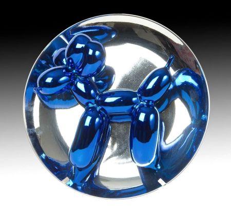 Нет Никаких Технических Koons - Balloon Dog blue