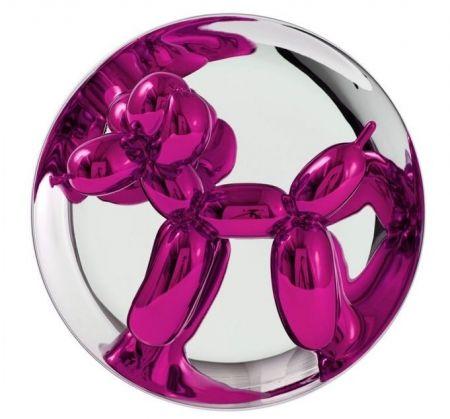 Нет Никаких Технических Koons - Balloon Dog magenta