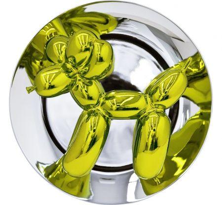 Нет Никаких Технических Koons - Balloon Dog Yellow