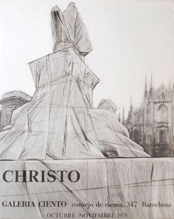 Афиша Christo - '' Barcelona ''