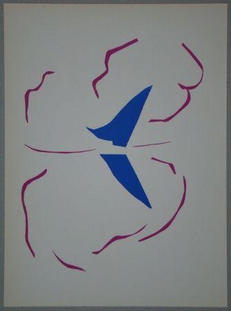 Литография Matisse - Bateau