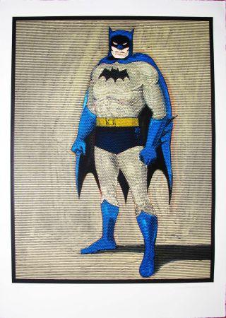 Гравюра На Дереве Ramos - Batman