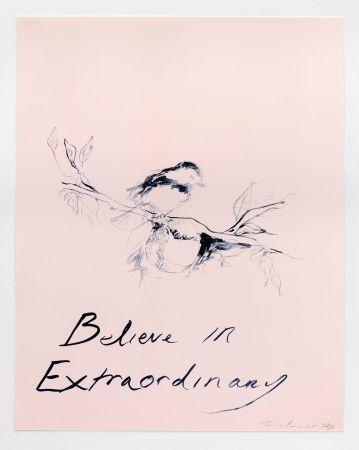 Литография Emin - Believe in Extraordinary