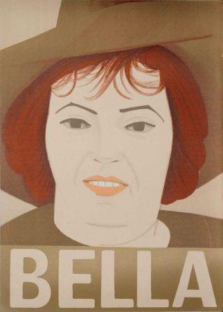 Литография Katz - Bella