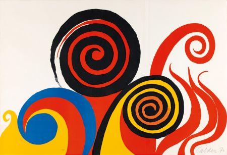 Литография Calder - Berkeley