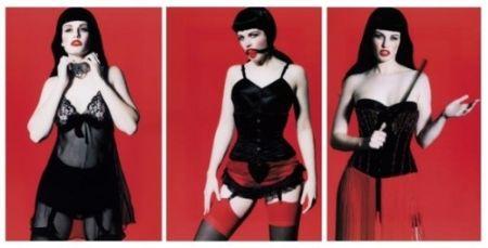 Фотографии Lagrange - Betty Page Trilogy (triptych)