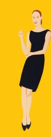 Сериграфия Katz - Black Dress - Ulla