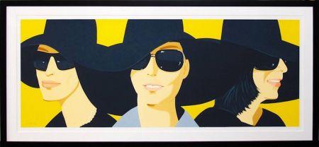 Сериграфия Katz - Black Hats 4