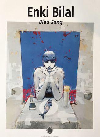 Гашение Bilal - Bleu Sang (1994)