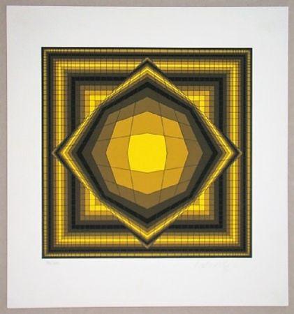 Сериграфия Vasarely - Boréal