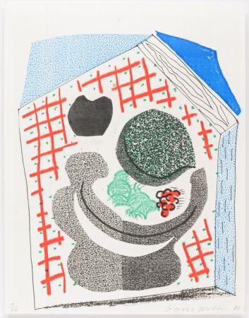 Нет Никаких Технических Hockney - Bowl of Fruit