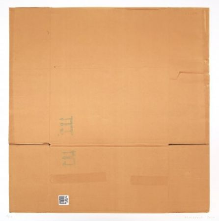 Литография Faldbakken - Box 1