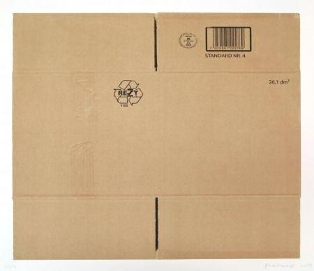 Литография Escobar - Box 2