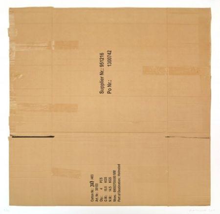 Литография Faldbakken - Box 3