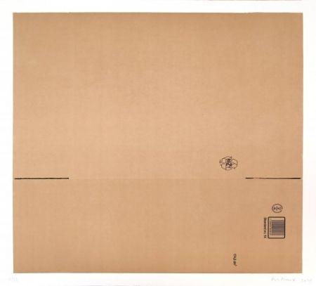 Литография Faldbakken - Box 4
