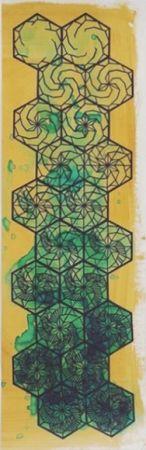 Сериграфия Swoon - Braddock Tiles