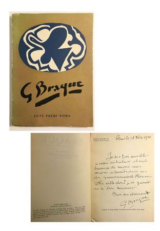 Иллюстрированная Книга Braque - Braque (1958)