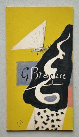 Иллюстрированная Книга Braque - Braque Graveur