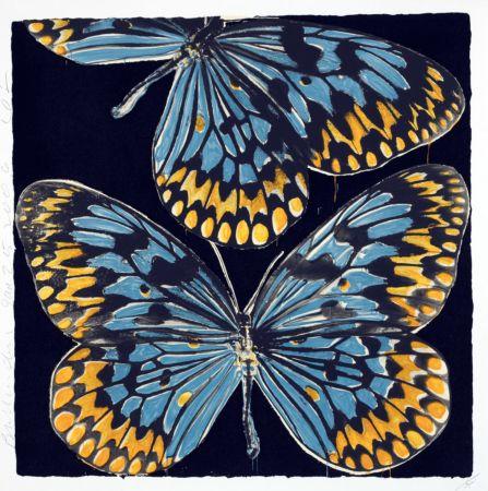Сериграфия Sultan - Butterflies