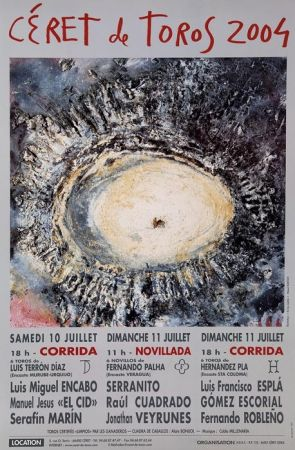 Афиша Barcelo - Céret de Toros
