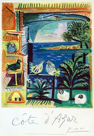 Афиша Picasso - Côte d'Azur