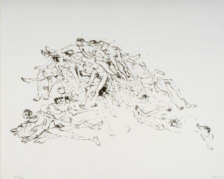 Литография Music - Cadastre de Cadavres