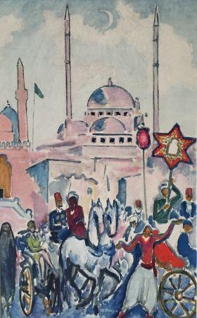 Гашение Van Dongen - Cairo
