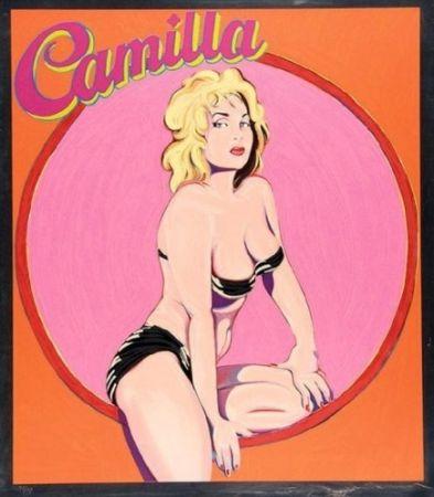 Сериграфия Ramos - Camilla