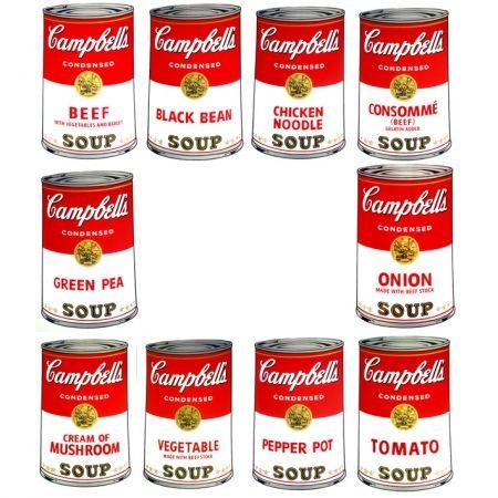 Сериграфия Warhol (After) - Campbell's Soup - Portfolio