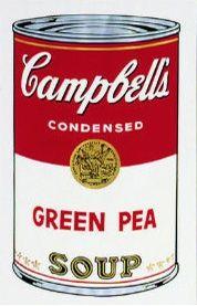 Сериграфия Warhol (After) - Campbell´s Soup Can