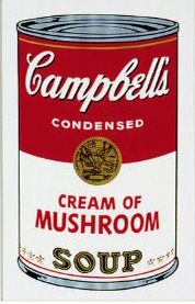 Сериграфия Warhol (After) - Campbell´s Soup Can