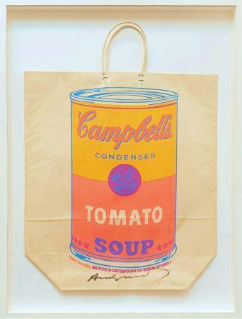 Сериграфия Warhol - Campbell's Soup Can (Tomato)