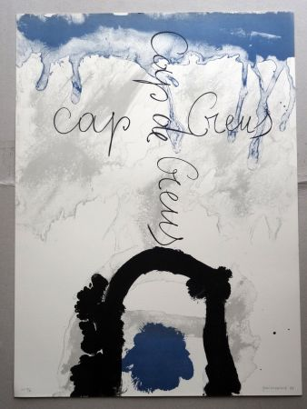 Литография Guinovart - Cap de Creus