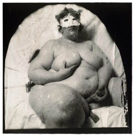 Фотографии Peter Witkin - Carrot Cake #1