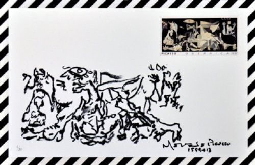 Многоэкземплярное Произведение Leirner - Cartas a...4
