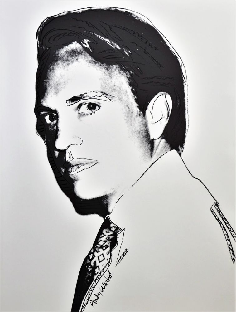 Многоэкземплярное Произведение Warhol - Carter Burden