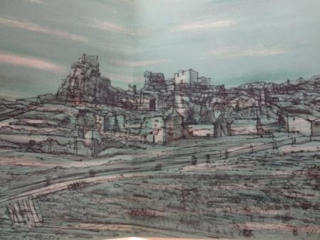 Иллюстрированная Книга Carzou - Carzou — Provence