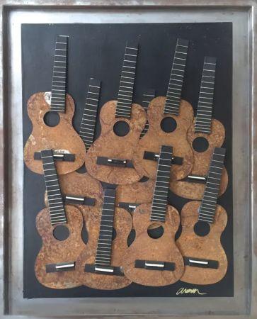 Многоэкземплярное Произведение Arman - Cavaquinho