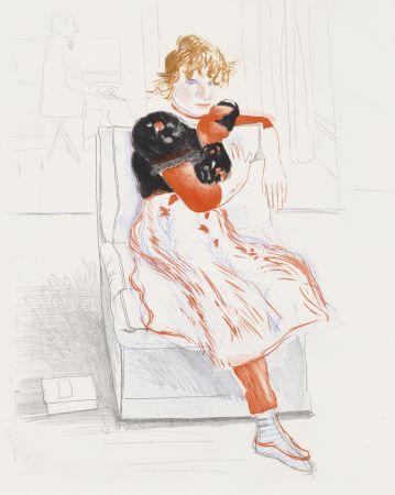 Нет Никаких Технических Hockney - Celia Observing