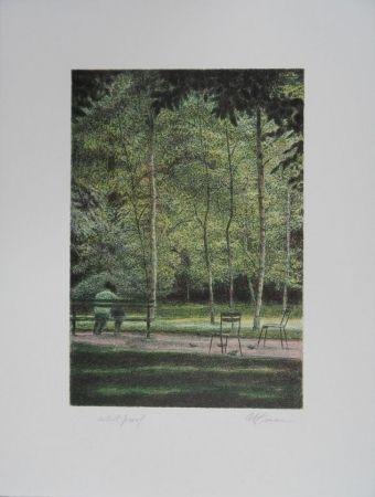 Нет Никаких Технических Altman - Central Park - A quiet place