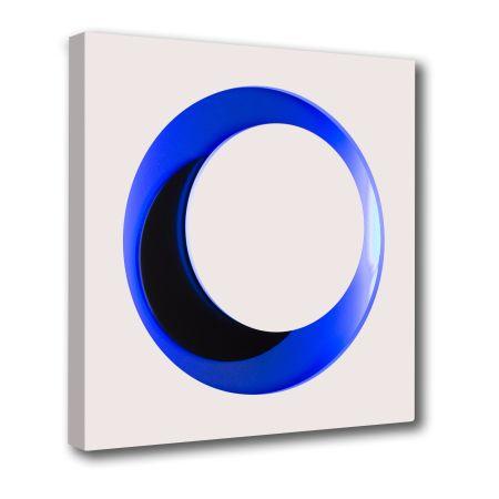 Гравюра На Дереве Claisse - Cercle Blanc et Bleu