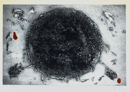 Офорт И Аквитанта Argimon - Cercle negre