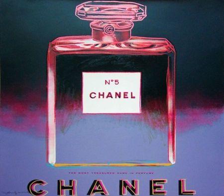 Сериграфия Warhol - Chanel (FS II.354)