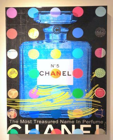 Многоэкземплярное Произведение Nuez (De La) - Chanel N°5 black