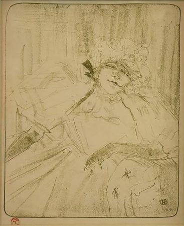 Литография Toulouse-Lautrec - Chanson Ancienne