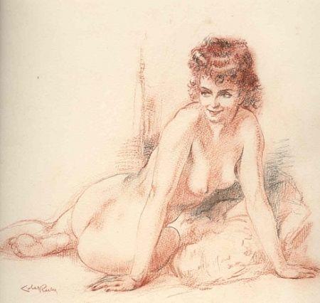 Иллюстрированная Книга Lobel-Riche - Chanson pour Elle